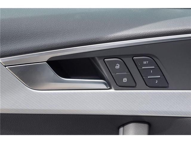 2017 Audi A4 2.0T Progressiv (Stk: 170027) in Regina - Image 16 of 42