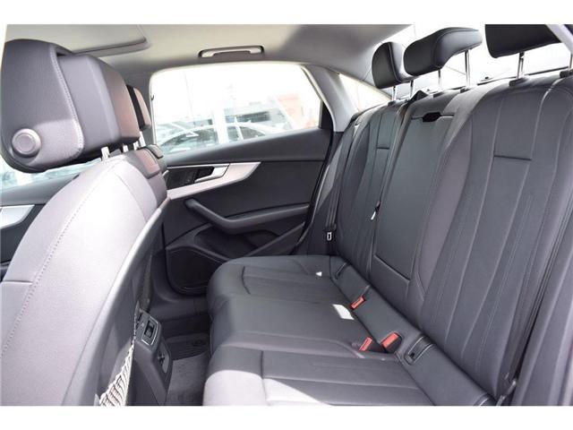 2017 Audi A4 2.0T Progressiv (Stk: 170027) in Regina - Image 23 of 42