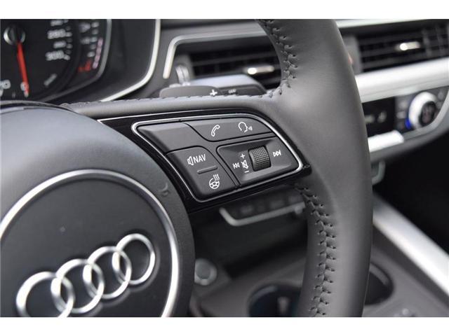 2017 Audi A4 2.0T Progressiv (Stk: 170027) in Regina - Image 31 of 42