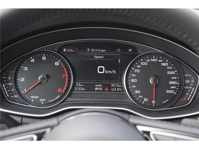 2017 Audi A4 2.0T Progressiv (Stk: 170027) in Regina - Image 33 of 42
