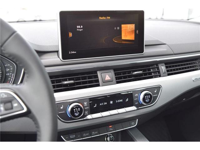 2017 Audi A4 2.0T Progressiv (Stk: 170027) in Regina - Image 34 of 42
