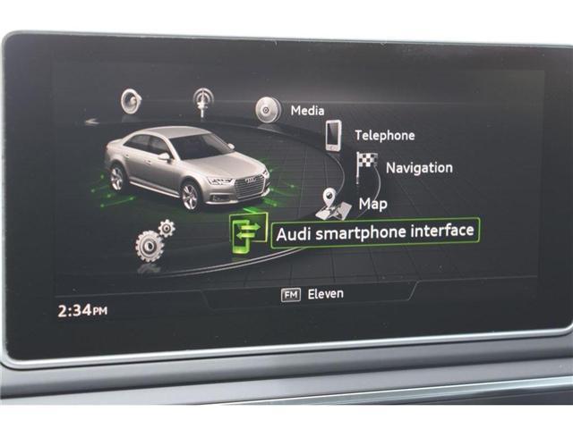 2017 Audi A4 2.0T Progressiv (Stk: 170027) in Regina - Image 35 of 42