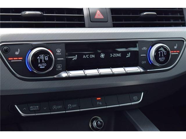 2017 Audi A4 2.0T Progressiv (Stk: 170027) in Regina - Image 37 of 42