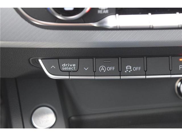 2017 Audi A4 2.0T Progressiv (Stk: 170027) in Regina - Image 38 of 42