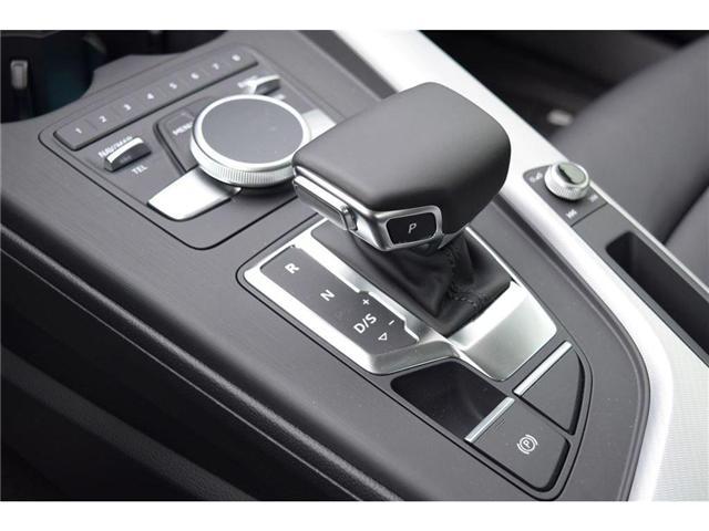 2017 Audi A4 2.0T Progressiv (Stk: 170027) in Regina - Image 40 of 42
