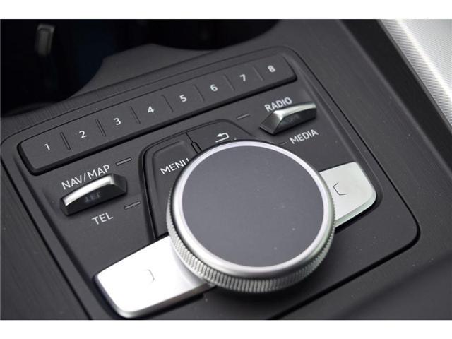 2017 Audi A4 2.0T Progressiv (Stk: 170027) in Regina - Image 41 of 42