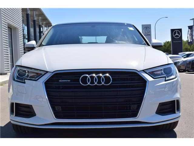 2017 Audi A3 2.0T Progressiv (Stk: 170235) in Regina - Image 31 of 35