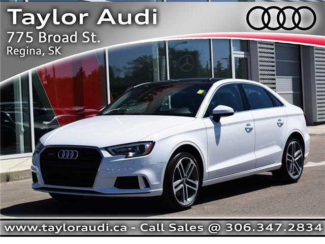 2017 Audi A3 2.0T Progressiv (Stk: 170235) in Regina - Image 1 of 35