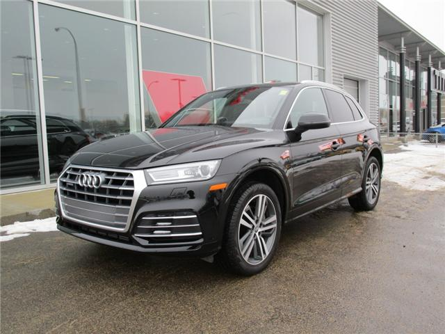2018 Audi Q5 2.0T Progressiv (Stk: 1806241) in Regina - Image 1 of 26