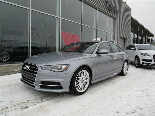 2017 Audi A6 2.0T Progressiv (Stk: 1805822) in Regina - Image 1 of 28