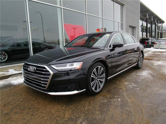 2019 Audi A8 L 55 (Stk: 190066) in Regina - Image 1 of 37