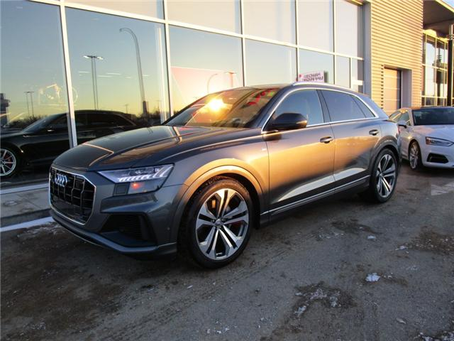 2019 Audi Q8 55 Technik (Stk: 190069) in Regina - Image 1 of 26