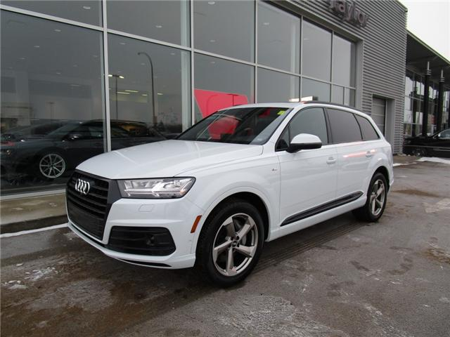2019 Audi Q7 55 Technik (Stk: 190115) in Regina - Image 1 of 31
