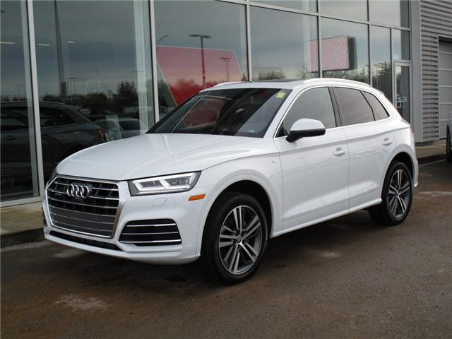 2018 Audi Q5 2.0T Progressiv (Stk: 180703) in Regina - Image 1 of 30