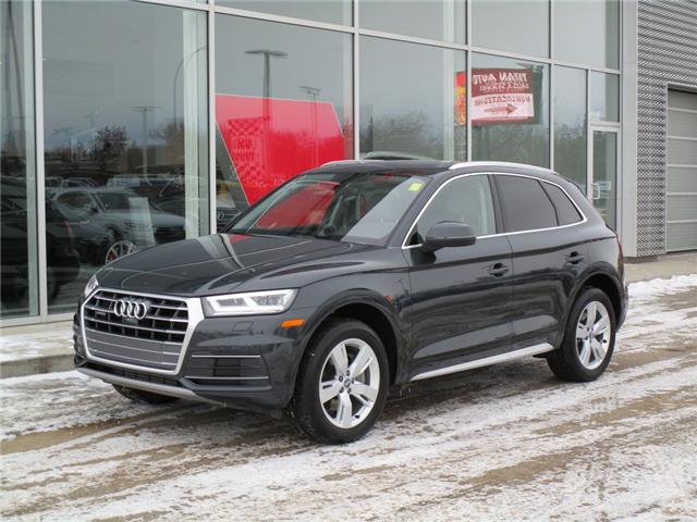2018 Audi Q5 2.0T Technik (Stk: 1806861) in Regina - Image 1 of 31