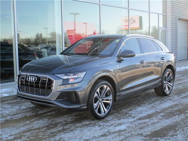 2019 Audi Q8 55 Technik (Stk: 190140) in Regina - Image 1 of 34