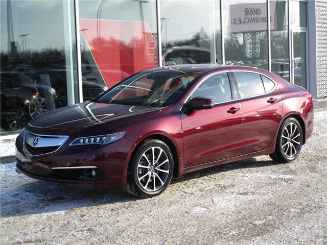 2015 Acura TLX Elite (Stk: 1901671) in Regina - Image 1 of 26