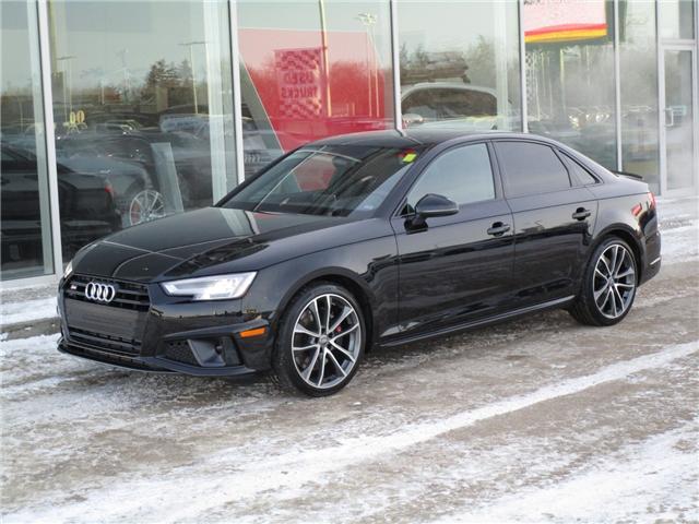 2019 Audi S4 3.0T Technik (Stk: 190156) in Regina - Image 1 of 35