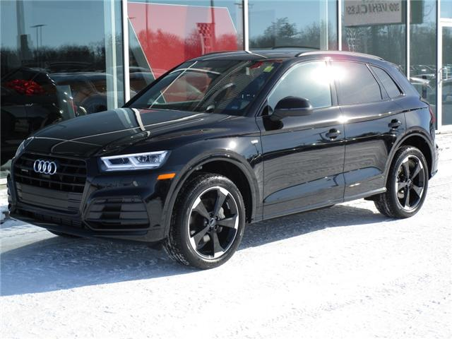 2019 Audi Q5 45 Progressiv (Stk: 190169) in Regina - Image 1 of 28