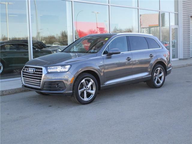 2019 Audi Q7 55 Technik (Stk: 190281) in Regina - Image 1 of 27