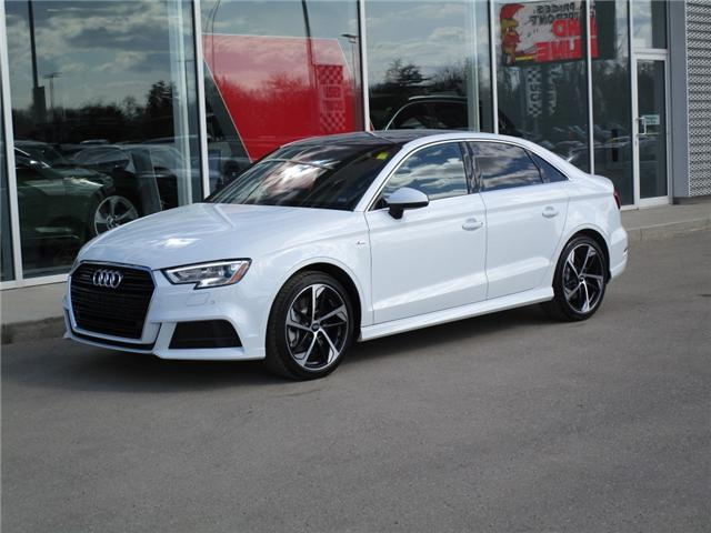 2019 Audi A3 45 Progressiv (Stk: 190222) in Regina - Image 1 of 24