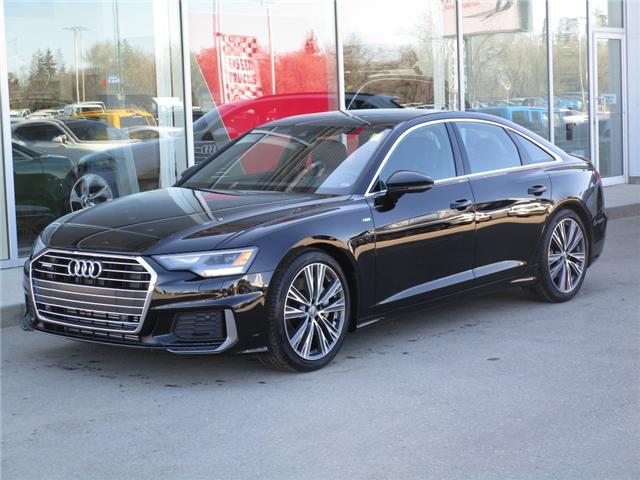 2019 Audi A6 55 Progressiv (Stk: 190239) in Regina - Image 1 of 25