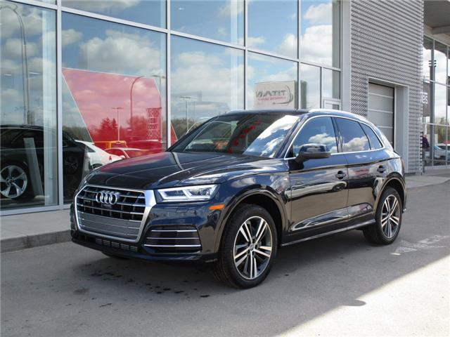 2019 Audi Q5 45 Progressiv (Stk: 190227) in Regina - Image 1 of 31
