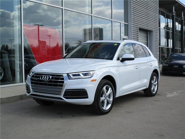 2019 Audi Q5 45 Progressiv (Stk: 190228) in Regina - Image 1 of 31