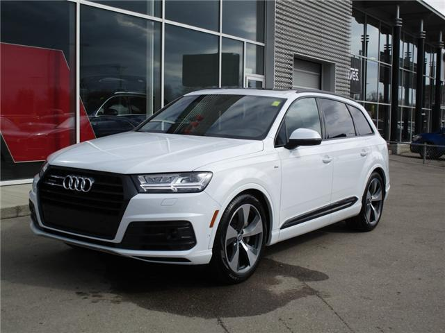 2019 Audi Q7 55 Technik (Stk: 190255) in Regina - Image 1 of 37