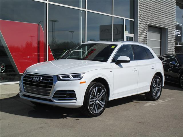 2019 Audi Q5 45 Technik (Stk: 190166) in Regina - Image 1 of 37