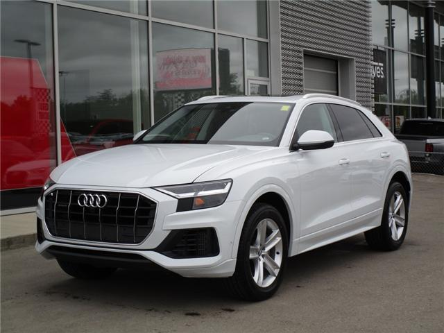 2019 Audi Q8 55 Progressiv (Stk: 190322) in Regina - Image 1 of 34