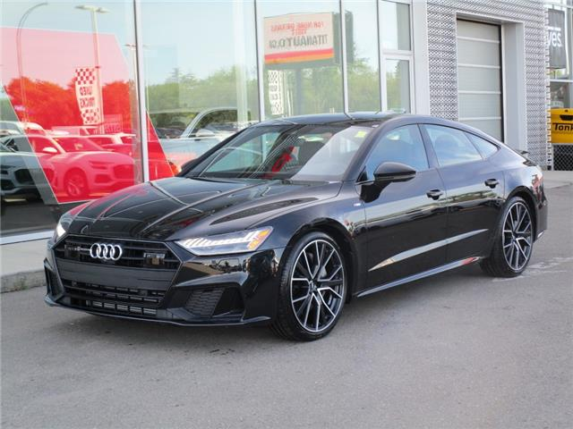 2019 Audi A7 55 Technik (Stk: 190390) in Regina - Image 1 of 35