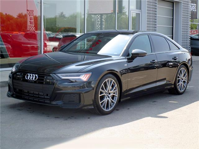 2019 Audi A6 55 Technik (Stk: 190327) in Regina - Image 1 of 38