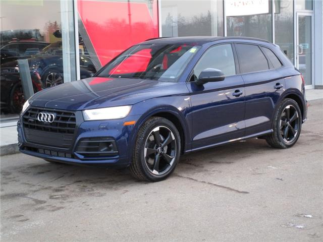 2020 Audi Q5 45 Technik (Stk: 200022) in Regina - Image 1 of 25