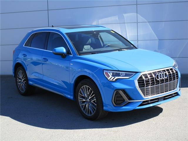 2020 Audi Q3 45 Progressiv (Stk: 200014) in Regina - Image 1 of 27
