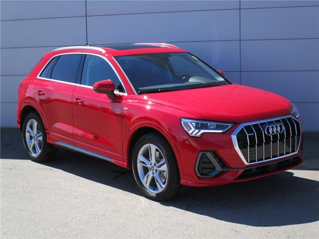 2020 Audi Q3 45 Progressiv (Stk: 200038) in Regina - Image 1 of 24