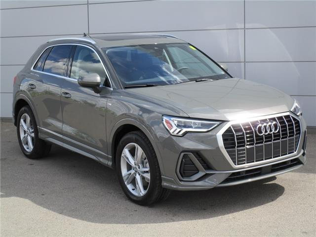 2020 Audi Q3 45 Progressiv (Stk: 200008) in Regina - Image 1 of 29
