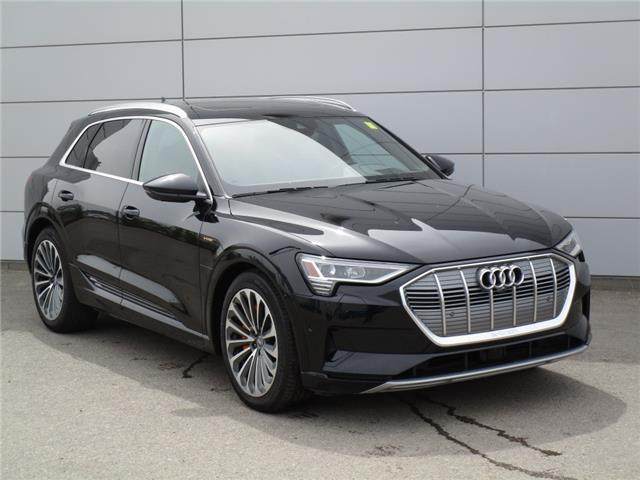 2019 Audi e-tron 55 Technik (Stk: 190392) in Regina - Image 1 of 29