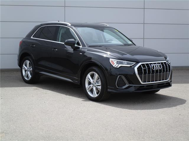 2020 Audi Q3 45 Technik (Stk: 200071) in Regina - Image 1 of 36