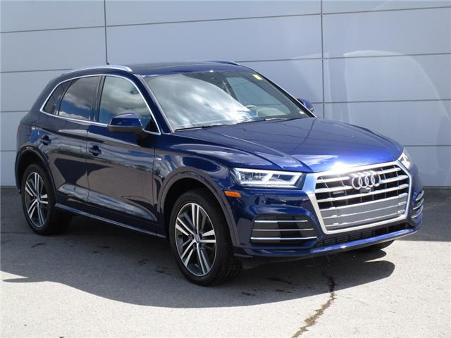 2020 Audi Q5 45 Progressiv (Stk: 200021) in Regina - Image 1 of 24