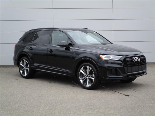 2020 Audi Q7 55 Progressiv (Stk: 200068) in Regina - Image 1 of 37
