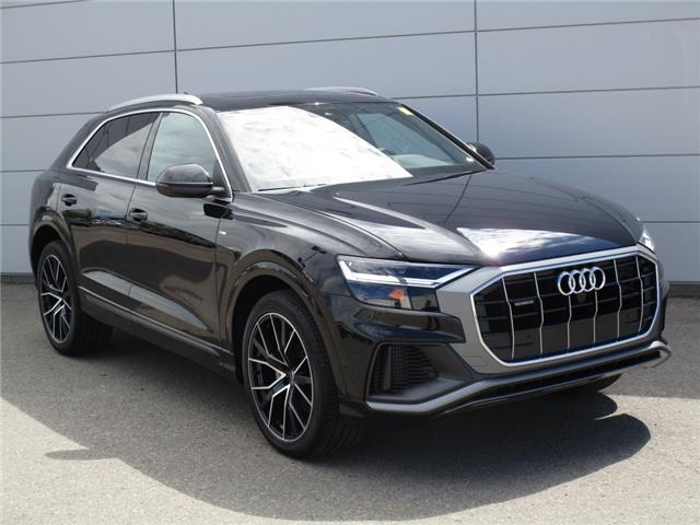 2020 Audi Q8 55 Progressiv (Stk: 200058) in Regina - Image 1 of 28
