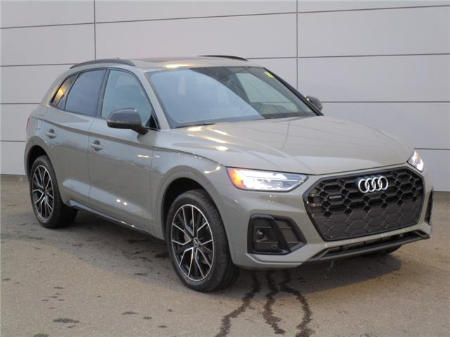 2021 Audi Q5 45 Progressiv (Stk: 210038) in Regina - Image 1 of 22