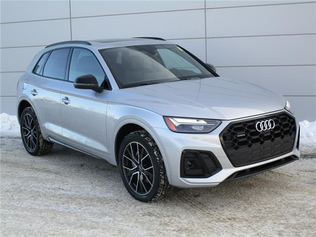 2021 Audi Q5 45 Progressiv (Stk: 210040) in Regina - Image 1 of 22