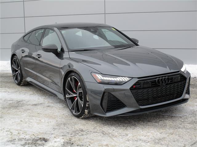 2021 Audi RS 7 4.0T (Stk: 210058) in Regina - Image 1 of 21