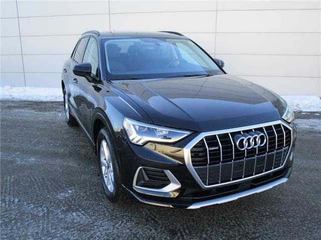 2021 Audi Q3 45 Komfort (Stk: 210057) in Regina - Image 1 of 19
