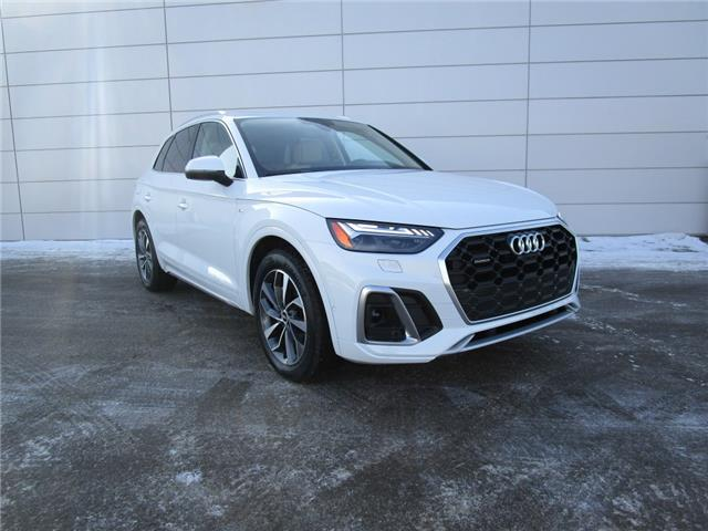 2021 Audi Q5 45 Technik (Stk: 210142) in Regina - Image 1 of 27