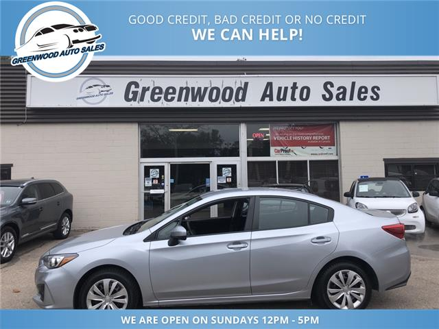 2018 Subaru Impreza Convenience (Stk: 18-23345) in Greenwood - Image 1 of 23