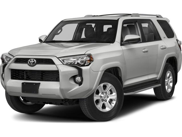 2018 Toyota 4Runner SR5 (Stk: 33907075) in Regina - Image 1 of 7