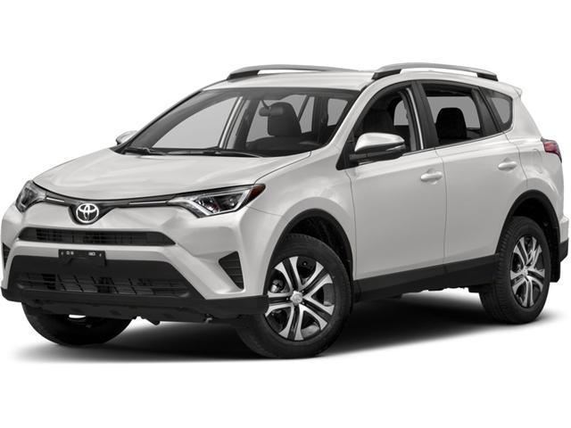 2018 Toyota RAV4 LE (Stk: 33907064) in Regina - Image 1 of 8